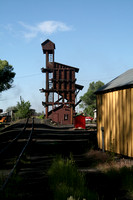C&TSRR Chama Coaling Tower