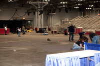 FRC 2013 Setup Day, the calm before the storm-9