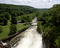 Croton Dam in Flood-9