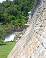 Croton Dam in Flood-6